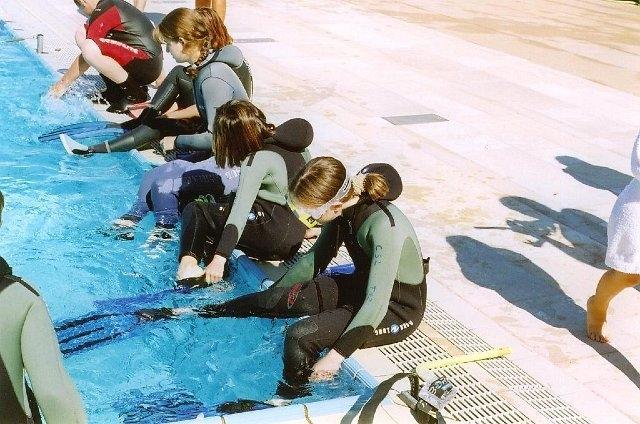 Plongée Enfants 05