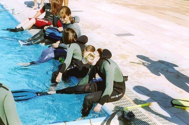 Plongée Enfants 10