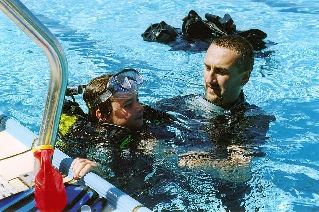 Plongée Enfants 15