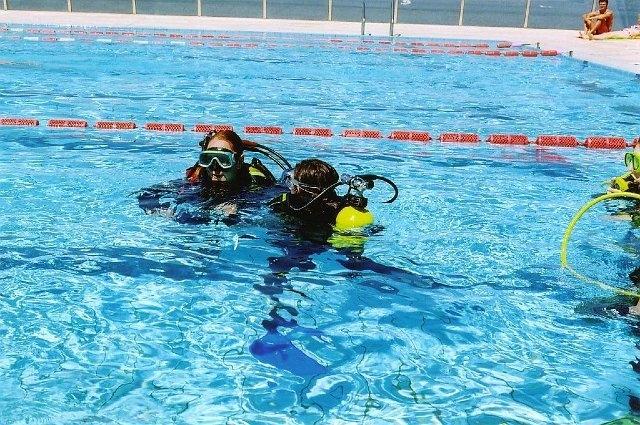Plongée Enfants 16